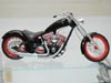 "Lyle Willits' ""Aces Wild"" Chopper, view #1"