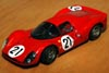 Gordon Holsinger's 1967 Ferrari 330 P4 Coupe, view #1