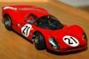 Gordon Holsinger's 1967 Ferrari 330 P4 Coupe, view #2