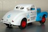 Ron Roberts' 1940 Willys Gasser, view #4