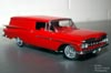 Larry Atkinson's 1959 Chevrolet Sedan Delivery, view #1