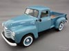 Charlie Glass' 1950 3100 Chevrolet Pickup, view #1