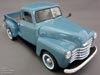Charlie Glass' 1950 3100 Chevrolet Pickup, view #2